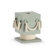 Chelsea House Lighting Garland Candlestick 382929