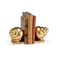 Chelsea House Home Shell Bookends Pr) 382987