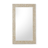 Chelsea House Wall Decor Elgon Mirror - Brown 383011