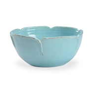 Chelsea House Home Enna Bowl - Aqua