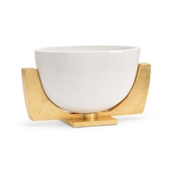 Chelsea House Home Lander Bowl-White