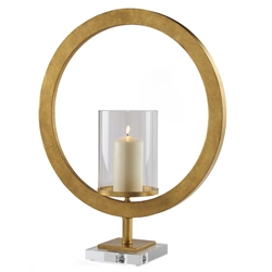 Chelsea House Lighting Newburgh Candlestick-Gold 383164