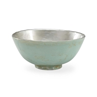 Chelsea House Home Ring Bowl-Silver