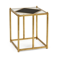 Chelsea House Home Harlequin Side Table - Black