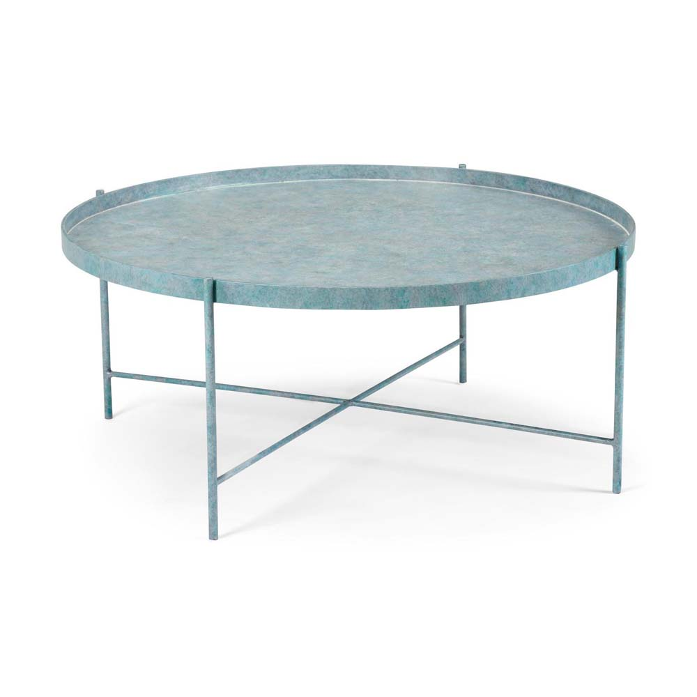 Chelsea House Home Tuileries Table - Bronze Lg) 383385