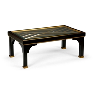 Chelsea House Home Bolton Cocktail Table - Black