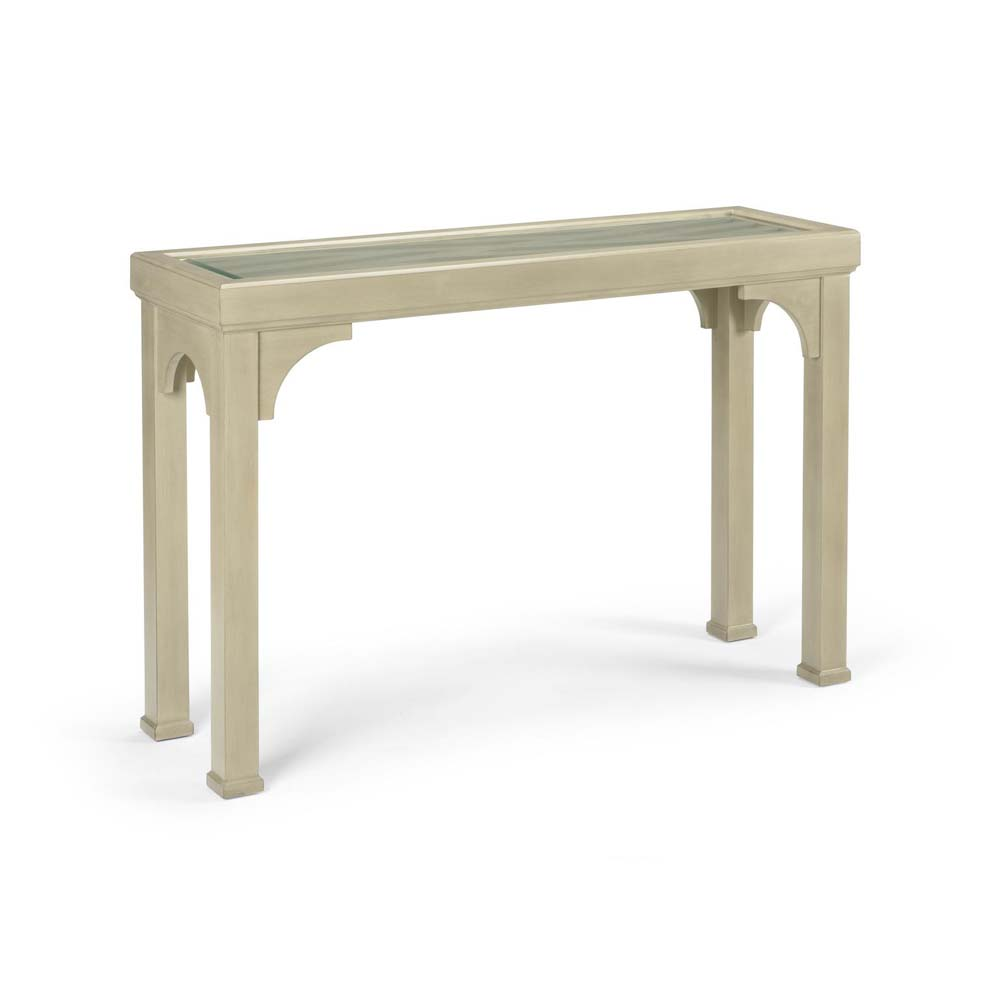 Chelsea House Home Bolton Console Table Gray
