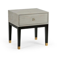 Chelsea House Home Albany Side Table - Gray 383408