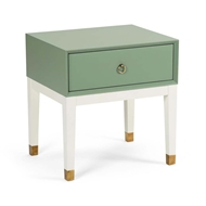 Chelsea House Home Albany Side Table - Green 383409