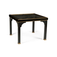 Chelsea House Home Bolton Game Table - Black
