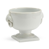 Chelsea House Home Jefferson Bowl - White 383437