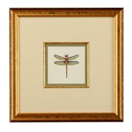 Chelsea House Wall Decor Miniature Dragonfly IV