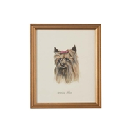 Chelsea House Wall Decor Yorkshire Terrier 386652