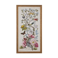 Chelsea House Wall Decor Chinoiserie Natura II