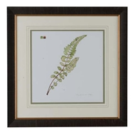 Chelsea House Wall Decor Watercolor Leaf Study I