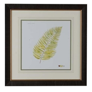 Chelsea House Wall Decor Watercolor Leaf Study Iv 386719