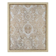 Chelsea House Wall Decor Baroque Taperstry In Gold I 386729