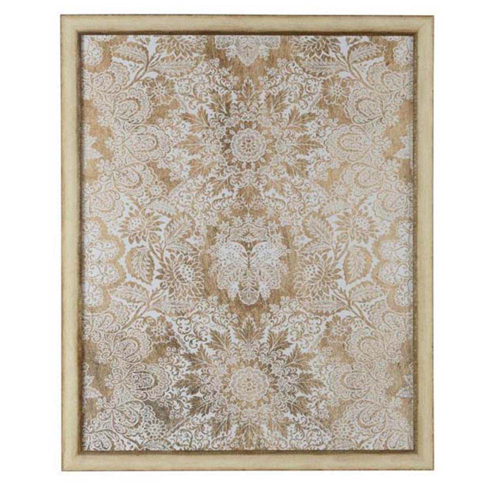Chelsea House Wall Decor Baroque Tapestry In Gold II 386730 | Free ...