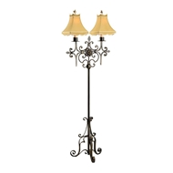 Chelsea House Lighting Pisgah Floor Candelabra 68050
