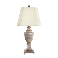 Chelsea House Lighting Thornton Crvd Urn Lmp 68310
