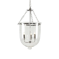 Chelsea House Lighting Pendant With Decor