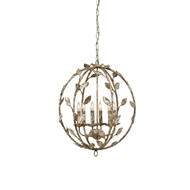 Chelsea House Lighting Botanical Leaf Chandelier 68471