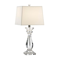 Chelsea House Lighting Orlando Crystal Lamp 68805