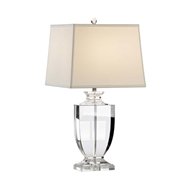 Chelsea House Lighting Durham Crystal Lamp 68806