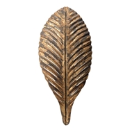 Chelsea House Lighting Palm Leaf Sconce 68932