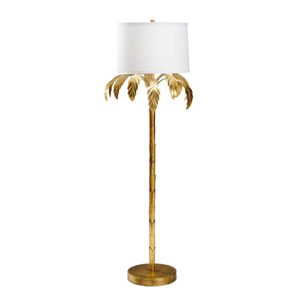 Chelsea house lighting palm floor lamp gold 69230 free shipping w chelsea house lighting palm floor lamp gold mozeypictures Images