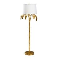 Chelsea House Lighting Palm Floor Lamp-Gold 69230