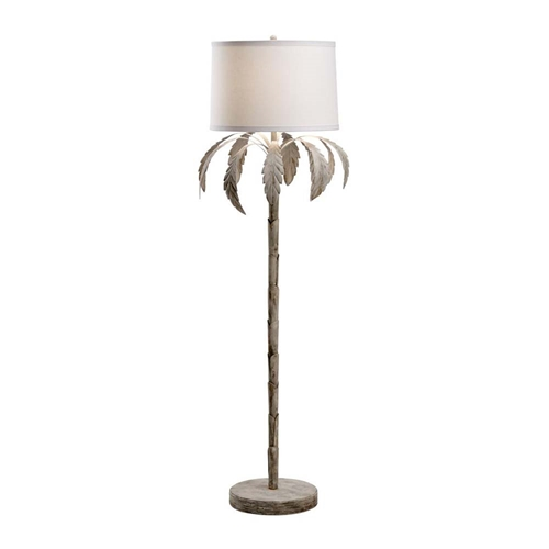 Chelsea house lighting palm floor lamp white wash 69231 free shipping chelsea house lighting palm floor lamp white wash mozeypictures Images