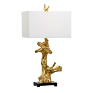 Chelsea House Lighting Branch Lamp-Gold 69238