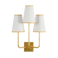 Chelsea House Lighting Wrightsville Sconce - Gold 69275