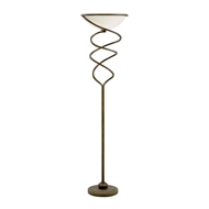 Chelsea House Lighting Vanderbilt Floor Lamp -Bronze 69302