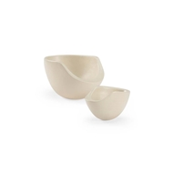 Chelsea House Home Cup Bowls Set - Taupe 383543