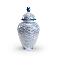 Chelsea House Home Scale Vase - Blue 383559