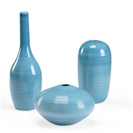 Chelsea House Home Leon Vase Set 383588