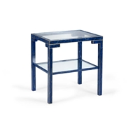 Chelsea House Home Decker Side Table - Lapis 383655