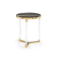 Chelsea House Home Lovelock Side Table 383666