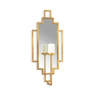 Chelsea House Lighting Gold Hampton Candle Sconce 383709