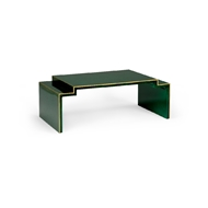Chelsea House Home Chatsworth Table - Green 383821 Wood