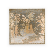 Chelsea House Home Chinoiserie Panel - Center 384353 Wood