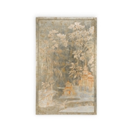 Chelsea House Home Chinoiserie Panel - Right 384352 Wood
