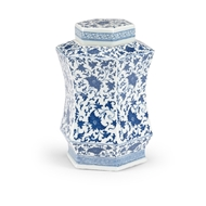 Chelsea House Home Court Covered Urn 383992 Porcelain