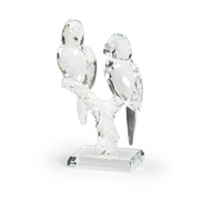Chelsea House Home Crystal Birds 383843 Crystal
