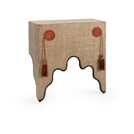 Chelsea House Home Drape Console 383921 Wood