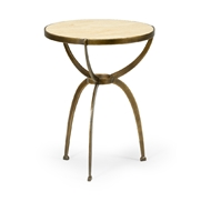 Chelsea House Home Harris Side Table 383934 Stone