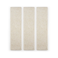 Chelsea House Home Shell Panels - Set of 3 384177 Shell
