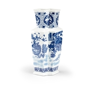 Chelsea House Home Yuan Double Vase 383996 Porcelain